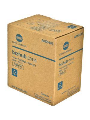 Genuine Konica Minolta TNP51C (A0X5434) Cyan Toner Cartridge