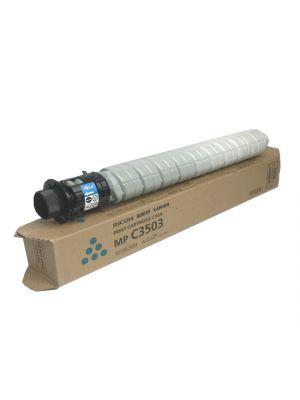 Genuine Ricoh MP C3003 Cyan Toner Cartridge