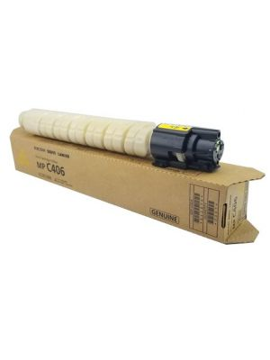 Genuine Ricoh MP C307 Yellow Toner Cartridge