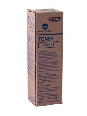 Genuine Konica Minolta 8938413 (TN211) Black Toner Cartridge