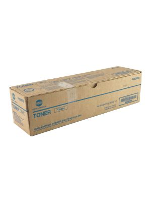 Genuine Konica Minolta TN414 (A202030) Black Toner Cartridge