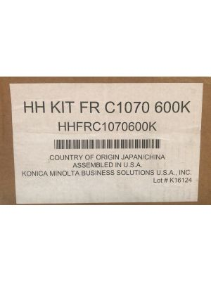 Genuine Konica Minolta Bizhub Press C1060 600K Maintenance Kit
