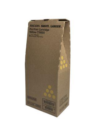 Genuine Ricoh Pro C550 Yellow Toner Cartridge