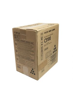 Genuine Ricoh Pro C5100 Black Toner Cartridge