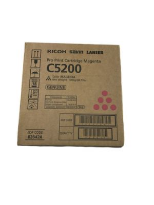 Genuine Ricoh Pro C5200 Magenta Toner Cartridge