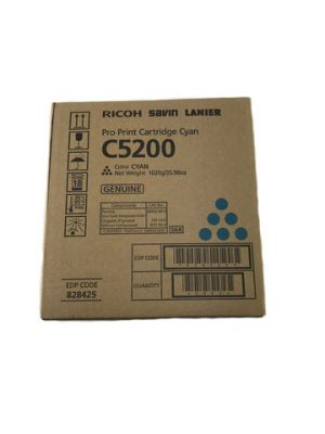 Genuine Ricoh Pro C5200 Cyan Toner Cartridge