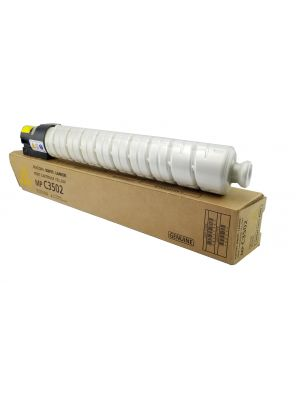 Genuine Ricoh MP C3002 Yellow Toner Cartridge
