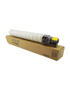 Genuine Ricoh MP C5502 Yellow Toner Cartridge