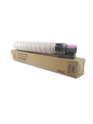 Genuine Ricoh MP C5502 Magenta Toner Cartridge