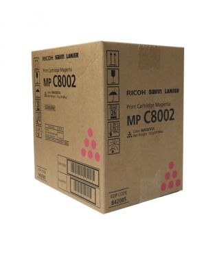 Genuine Ricoh MP C6502 Magenta Toner Cartridge