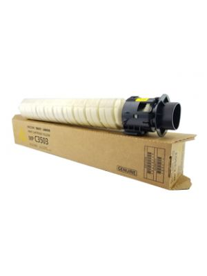 Genuine Ricoh Mp C3003 Yellow Toner Cartridge