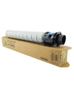 Genuine Ricoh MP C5503 Cyan Toner Cartridge