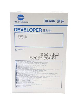 Genuine Konica Minolta Bizhub 350 Black Developer