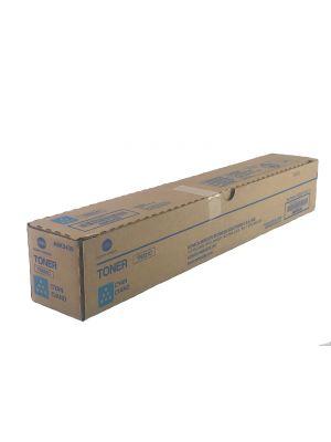Genuine Konica Minolta Bizhub C227 Cyan Toner Cartridge
