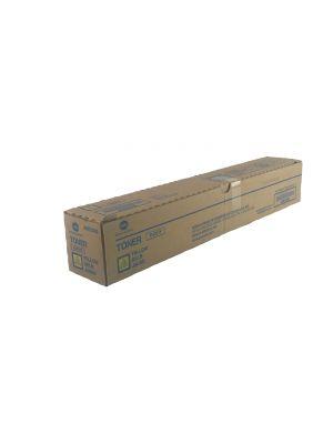 Genuine Konica Minolta  Bizhub C227 Yellow Toner Cartridge