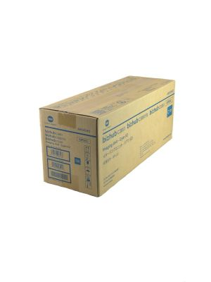Genuine Konica Minolta Bizhub C3351 Cyan Imaging Unit