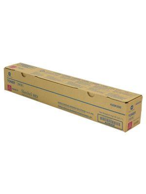 Genuine Konica Minolta Bizhub C554 Magenta Toner Cartridge