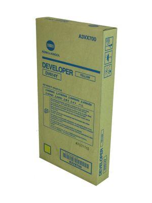 Genuine Konica Minolta Bizhub Press C71Hc Yellow Developer