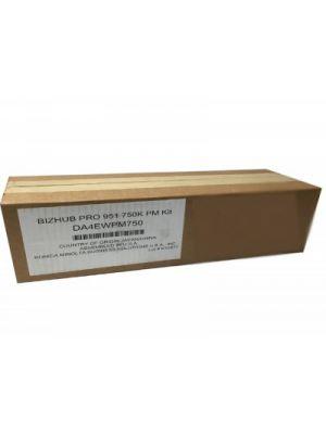 Genuine Konica Minolta Bizhub Pro 951 750K Maintenance Kit