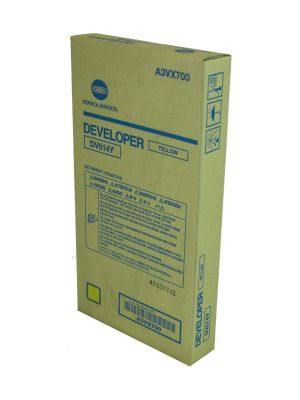 Genuine Konica Minolta Accurio Press C2070 Yellow Developer