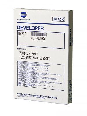 Genuine Konica Minolta Bizhub 751 Black Developer