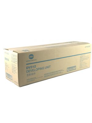 Genuine Konica Minolta Bizhub 227 Black Developing Unit
