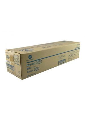 Genuine Konica Minolta Bizhub C308 Cyan Developing Unit