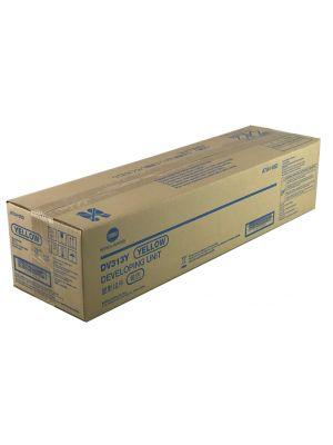 Genuine Konica Minolta Bizhub C258 Yellow Developing Unit