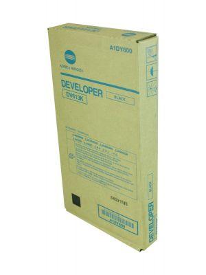 DV613K Konica Minolta Bizhub Press C8000 Black Developer A1DY600