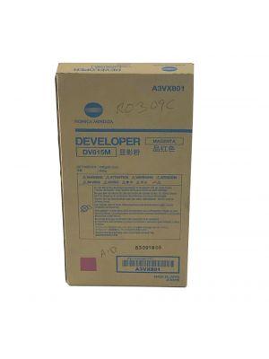 DV-615M Genuine Konica Minolta Bizhub Press C71Hc Magenta Developer A3VX801