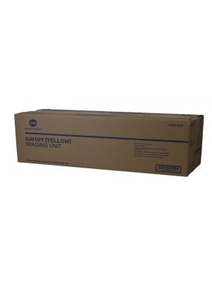 Genuine Konica Minolta Bizhub C550 Yellow Imaging Unit