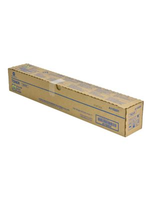 Genuine Konica Minolta Bizhub C220 Yellow Toner Cartridge