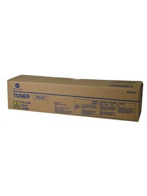 Genuine Konica Minolta Bizhub C353 Yellow Toner Cartridge