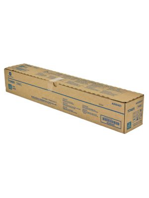 TN620C Konica Minolta Bizhub Pro 1060L 2060L Cyan Toner A3VX431