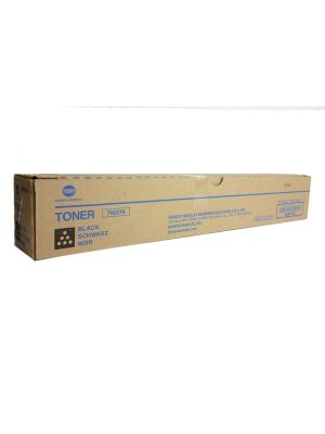 Genuine Konica Minolta Bizhub C227 Black Toner Cartridge