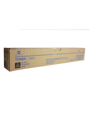 Genuine Konica Minolta Bizhub C287 Black Toner Cartridge