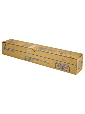 Genuine Konica Minolta Bizhub 227 Black Toner Cartridge
