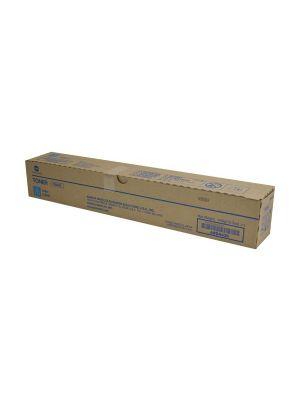 Genuine Konica Minolta Bizhub C368 Cyan Toner Cartridge