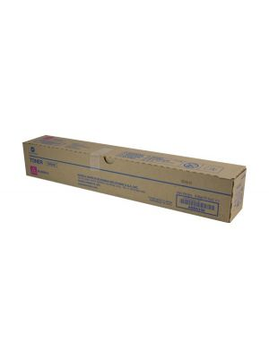 Genuine Konica Minolta Bizhub C258 Magenta Toner Cartridge