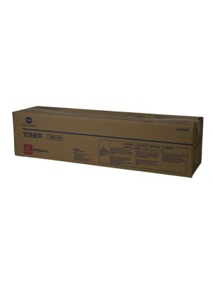 Genuine Konica Minolta Bizhub C550 Magenta Toner Cartridge