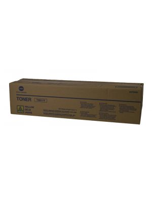 Genuine Konica Minolta Bizhub C650 Yellow Toner Cartridge