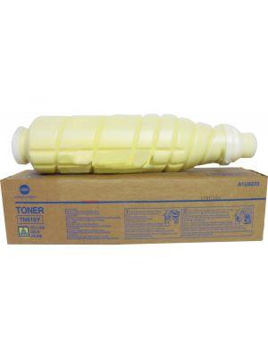 Genuine Konica Minolta Bizhub Press C6000 Yellow Toner Cartridge