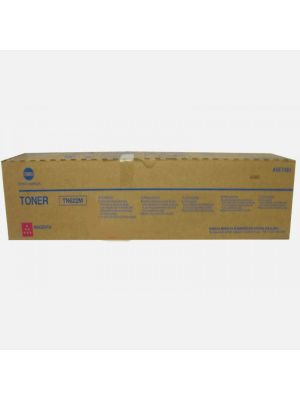 Genuine Konica Minolta Bizhub Press C1100 Magenta Toner