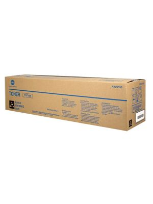 Genuine Konica Minolta Bizhub C654 Black Toner Cartridge