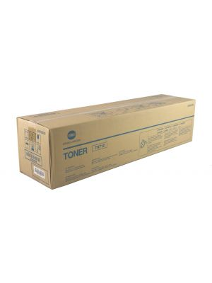 Genuine Konica Minolta Bizhub 654 Black Toner Cartridge