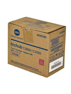 Genuine Konica Minolta Bizhub C3850 Magenta Toner Cartridge