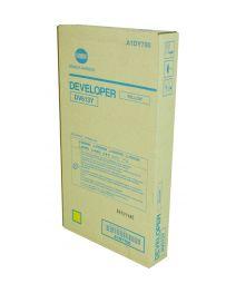 DV-613Y Konica Minolta Bizhub Press C8000 Yellow Developer A1DY700